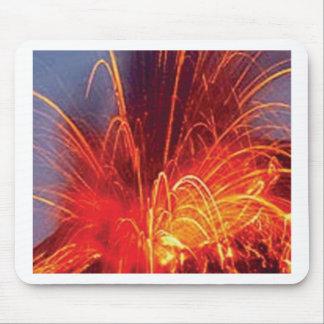 Tapis De Souris bruit du feu