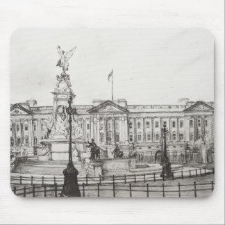 Tapis De Souris Buckingham Palace London.2006