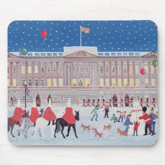 Tapis De Souris Buckingham Palace Londres