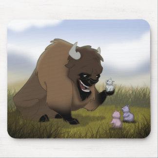 Tapis De Souris Buffalo Mousepad