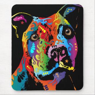 Tapis De Souris Bull-terrier du Staffordshire