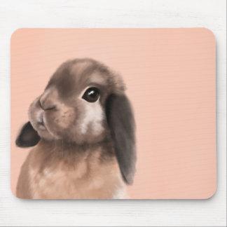 Tapis De Souris Bunny
