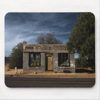 Tapis De Souris Bureau de poste abandonné à Kelso la Californie