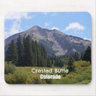 Tapis De Souris Butte crêtée, le Colorado