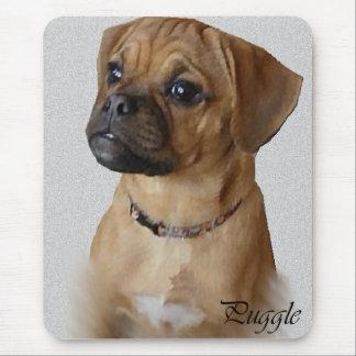 Tapis De Souris Cadeaux d'amants de Puggle
