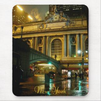 Tapis De Souris Cadeaux de New York City de paysage urbain de New