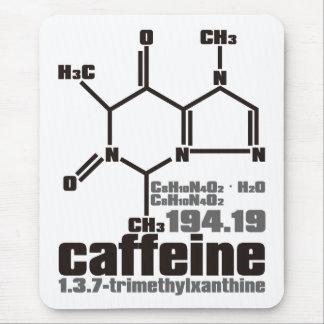 Tapis De Souris Caféine