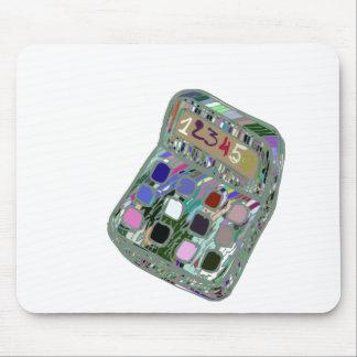Tapis De Souris calculator2 coloré