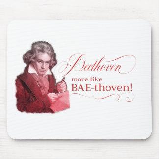 Tapis De Souris Calembour classique de compositeur de Beethoven