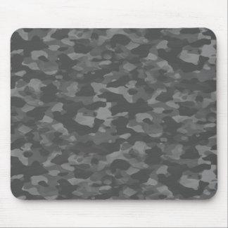Tapis de souris Camouflage Gris