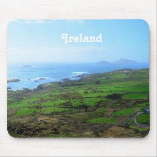 Tapis De Souris Campagne irlandaise