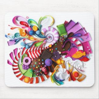 Tapis De Souris CandyCrush a inspiré le mousepad