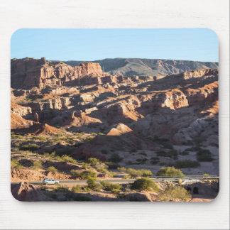 Tapis De Souris Canyons de province de Salta