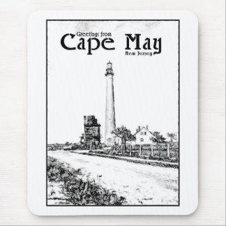 Tapis De Souris Cape May