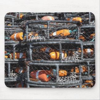 Tapis De Souris Casiers empilés pour la pêche