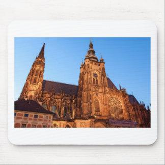Tapis De Souris Cathedral in Prague