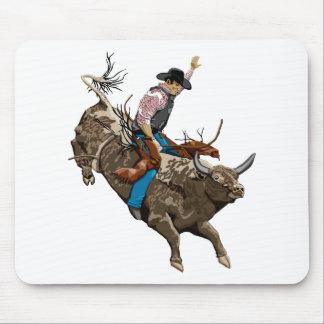 Tapis De Souris Cavalier de Taureau