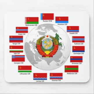 TAPIS DE SOURIS CCCP URSS MOUSEPAD