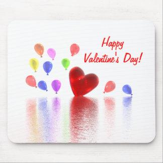 Tapis De Souris Célébration de jour de Valentines