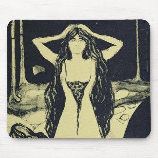 Tapis De Souris Cendres (après l'automne), 1899