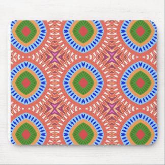 tapis de souris motif africain personnalis s. Black Bedroom Furniture Sets. Home Design Ideas