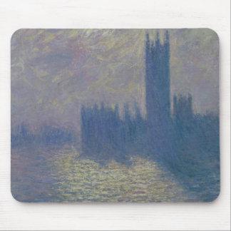 Tapis De Souris Chambres de Claude Monet   du Parlement, ciel
