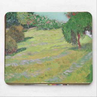 Tapis De Souris Champ de Vincent van Gogh | au soleil, 1888