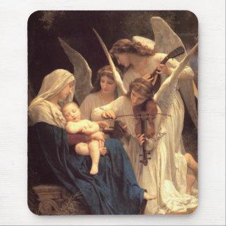 Tapis De Souris Chanson des anges
