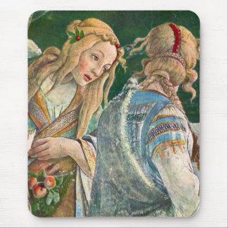 Tapis De Souris Chapelle de Sistine - la jeunesse de Moïse