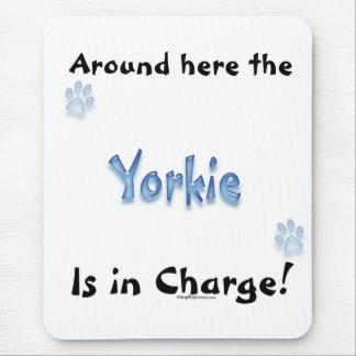 Tapis De Souris Charge de Yorkshire Terrier