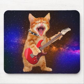 Tapis De Souris Chat de métaux lourds - chat de balancier - chats