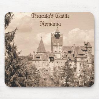Tapis De Souris Château de Dracula en Transylvanie, Roumanie