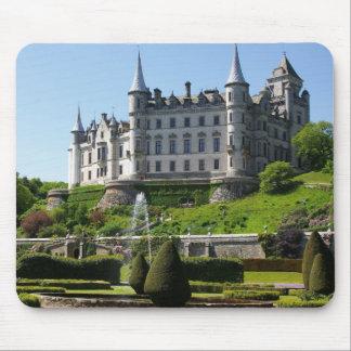 Tapis De Souris Château et jardins