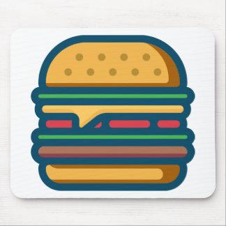 Tapis De Souris Cheeseburger de Charbroiled