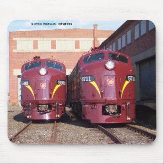 Tapis De Souris Chemin de fer E-8a, s (JTFS) 5809 et 5711 de la