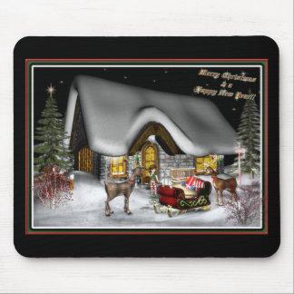 Tapis De Souris Christmassy Mousepad