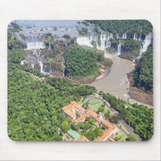 Tapis de souris - Chutes d'Iguazú #1