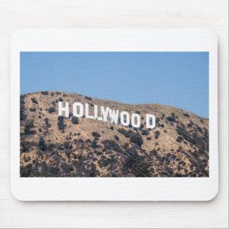 Tapis De Souris Ciel de la Californie de montagnes de visibilité
