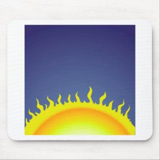 Tapis De Souris Ciel de Sun