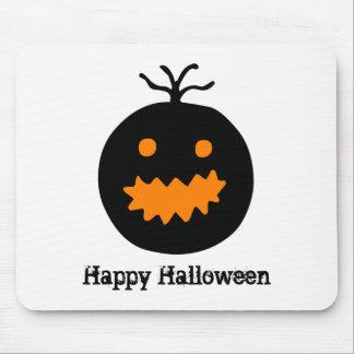 Tapis De Souris Citrouille mignon de Halloween