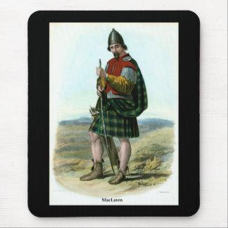 Tapis De Souris Clan MacLaren