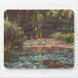 Tapis De Souris Claude Monet