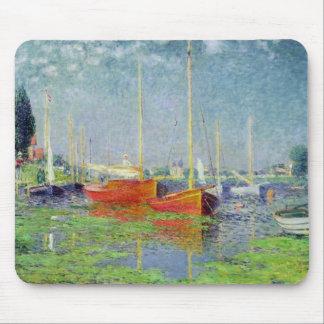 Tapis De Souris Claude Monet | Argenteuil, c.1872-5