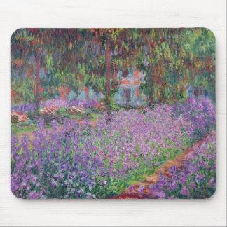 Tapis De Souris Claude Monet | le jardin de l'artiste chez Giverny