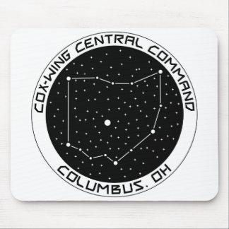 Tapis De Souris Commande centrale Mousepad de X-Aile centrale de