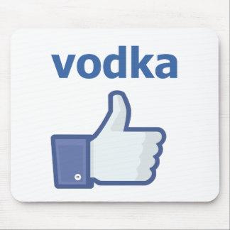Tapis De Souris COMME la vodka