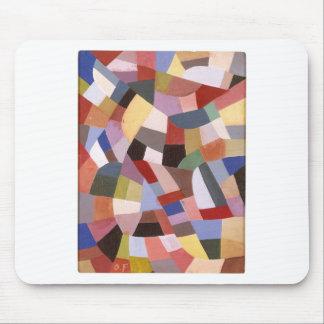 Tapis De Souris Composition par Otto Freundlich