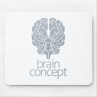 Tapis De Souris Concept de cerveau