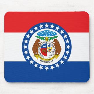 Tapis De Souris Conception de drapeau du MISSOURI -