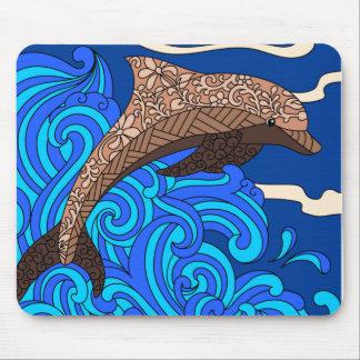 Tapis De Souris Conception Mousepad de dauphin
